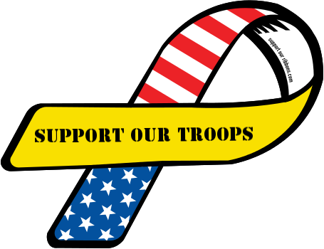 3094-custom-ribbon-magnet-sticker-Support+Our+Troops